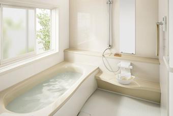 5時間で2.5度下がるだけの保温浴槽で光熱費もグンとおトク